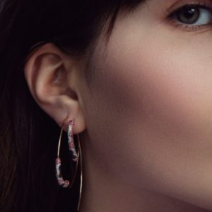 Didon Earrings Mina Python